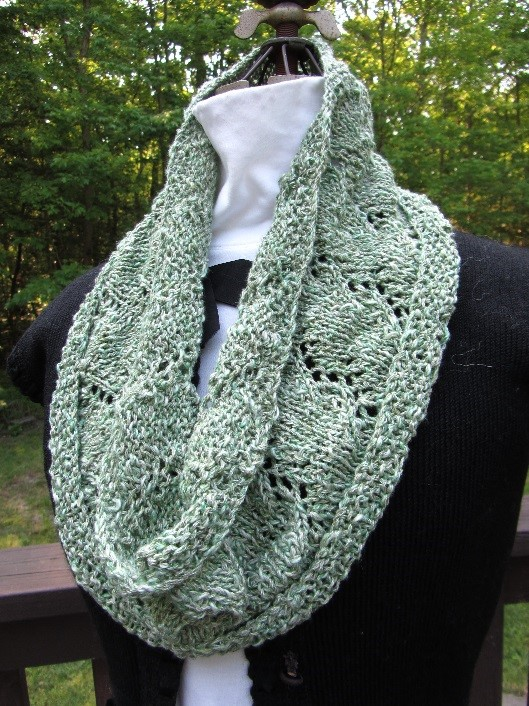 KC Knit Cape May  Cowl photo
