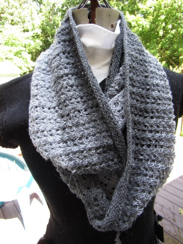 KC Knit Cape May Gradient Cowl