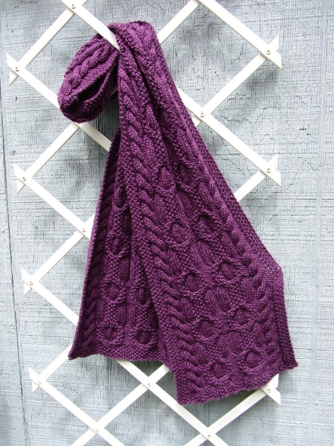 KC Knit Patterns for Cowls and Scarves