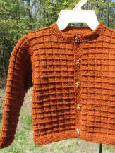 KC Knit Patterns picture of childs knit jacket picture