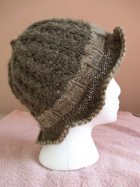 KC Knit Lindy's Cap
