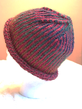 KC Knit Patterns picture of knit cap